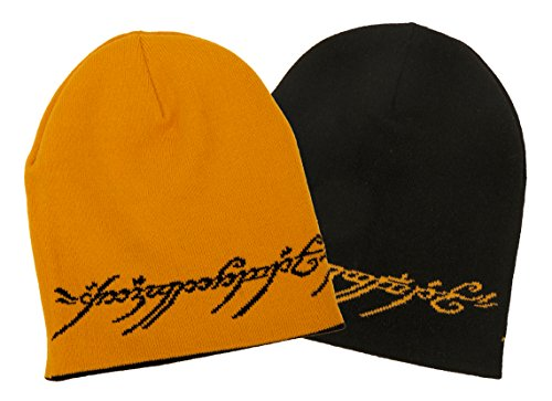 Elope Lord Of The Rings One Ring Slouch Beanie ()