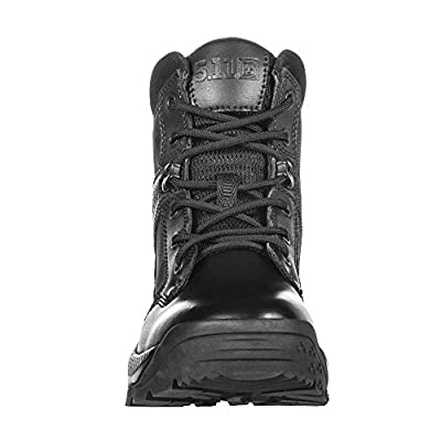"""5.11 Women's ATAC 2.0 6"""" Tactical Military Boots, Style 12405, Black"""