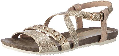 Femme Jane Klain 281 290 Sandales Gold Or 68ICTqf