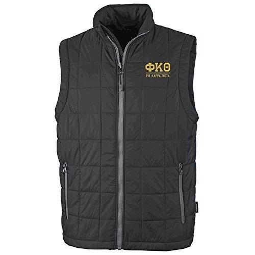 Phi Kappa Theta Fraternity Radius Quilted Vest Large ()