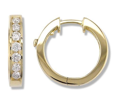 3/4 Carat Channel Set Diamond