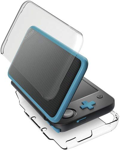 Hori Protector (HORI Nintendo New 2DS XL Duraflexi Protector (Clear) by HORI- Officially Licensed by Nintendo - Nintendo 2DS;)