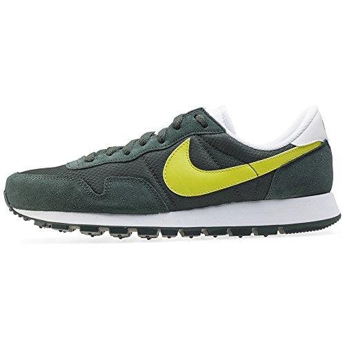 Nike 827921-302 - Zapatillas de deporte Hombre Verde (Grove Green / Bright Cactus-Summit White)