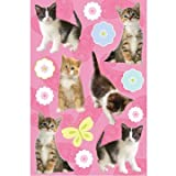 Party Cats Stickers (2 count) Party Accessory