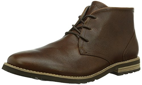 RockportLedge Hill Too - Botines Hombre Driftwood