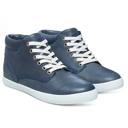 Timberland Women's Brattleboro Chukka Boots, Navy, 6 B(M) US