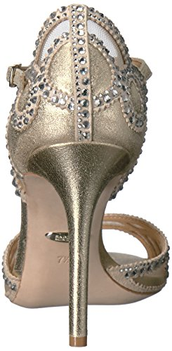 Badgley Mischka Womens Tansy Platino cheapest price sale online free shipping find great cheap sale perfect clearance amazon NIUKQe