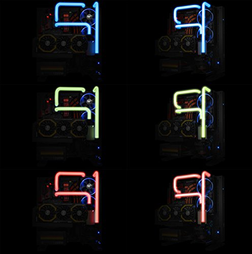 Thermaltake Pacific Rgb Led 6 Pack Petg G 1 4 Quot Thread 16mm