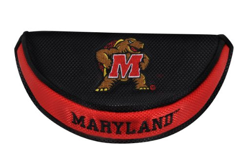 Team Effort Maryland Terrapins Mallet Putter Cover - Maryland Terrapins Headcovers