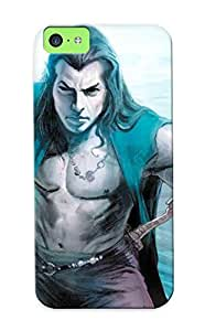 Awesome Design File Marvel 1602 Fantastick Four Vol 1 4 Page 00 Numenor Earth 311 Hard Case Cover For Iphone 5c(gift For Lovers)