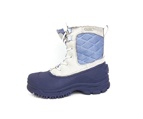 Boswachter Womens Hemels Pac Boots Blauw