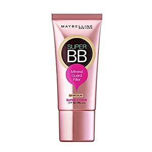 Maybelline Super BB Super Cover Cream Spf50 PA++++ 30ml 02 (W)
