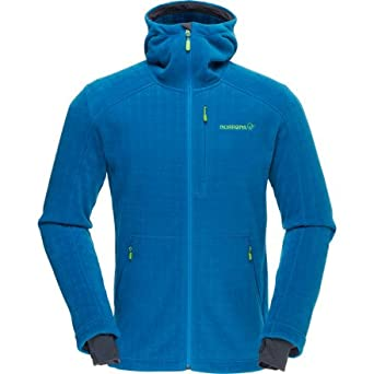 Amazon.com: Norrona/29 warm4 hilera de Fleece – Chaqueta de ...