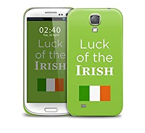 luck of the irish Samsung Galaxy S4 GS4 protective phone case