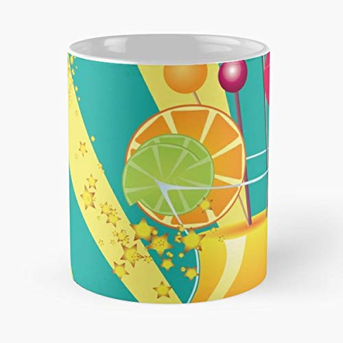 Vector Fruit Isolated Cold -funny Present For My Greatest Boss Male Or Female, Men, Women, Great Office Gift Mugs, Birthday, Leaving, Bold, Cup, 11 -