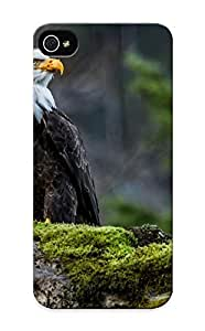 Goldenautumn Case Cover Protector Specially Made Case For Sam Sung Galaxy S5 Mini Cover Animal Bald Eagle
