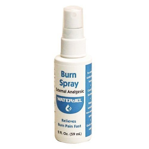 Water-Jel Technologies 2 Ounce Pump Bottle Burn Spray - MS46410 (6 Bottles)