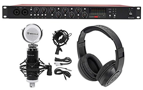 OctoPre 8-Channel Microphone Mic Preamp+Studio (Channel Preamp Studio Preamps)
