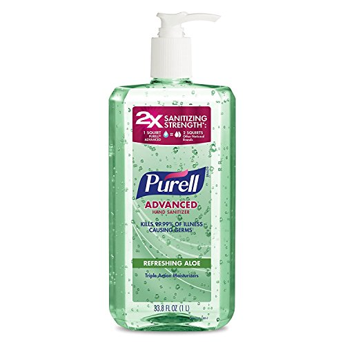 PURELL Advanced Instant Sanitizer Bottles