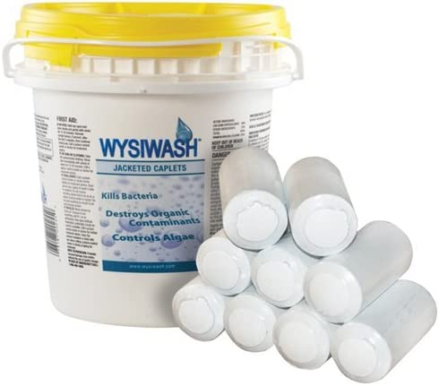 WYSIWASH 9-pack Jacketed Caplets