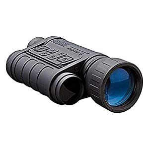 Bushnell 260150 Night Vision 6x50mm Equinox Monocular, Black