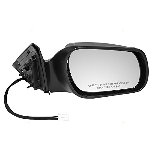 Passengers Power Side View Mirror Smooth Replacement for Mazda 6 Mazda6 GK2A6912ZBB
