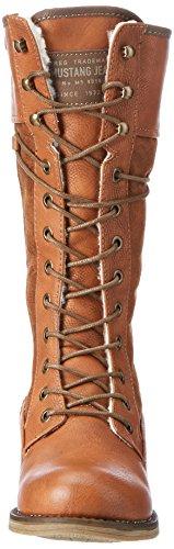 Mustang Women's 1139-625-301 Boots Brown (Kastanie) Vu4vMXZsVC