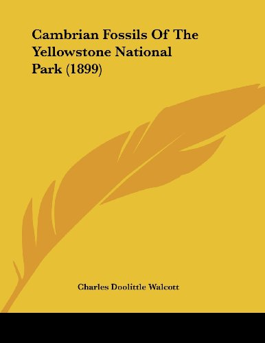 The Yellowstone National Park (1899) ()
