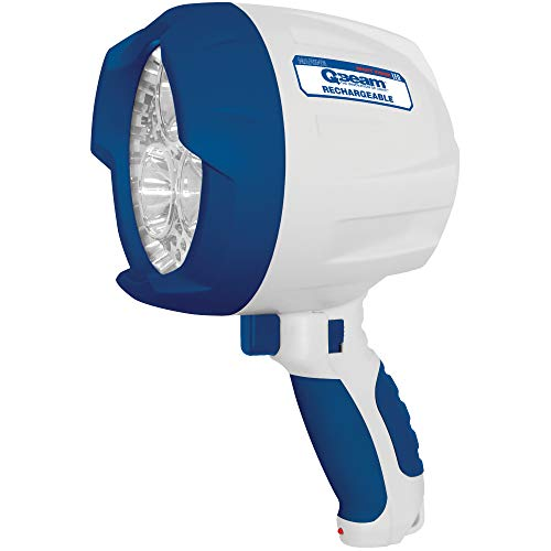 (Rechargeable Spotlight with Red LEDs Night)
