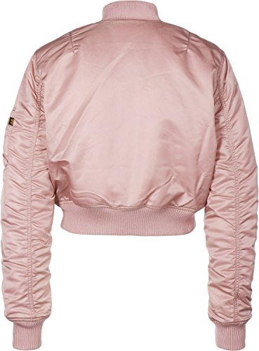 Sf Industries Silver Women Pm Wmn Jacket Alpha Pink 1 Ma Cropped PqXgRqdn