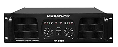 Marathon MA-5050 PRO Series Amplifier