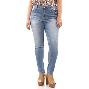Women's Plus Size Basic Legendary Skinny Jeans