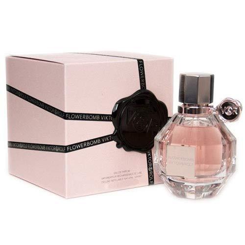 Viktor & Rolf Flowerbomb Eau De Parfum Spray for Women, 3.4 Fl Oz by Viktor & Rolf