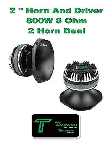 - (2) Timpano TPT-DH2000 2