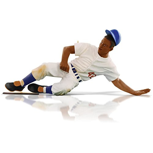 Baseball Legend No. 42 Jackie Robinson Ornament 2015 Hallmark