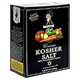 Morton Coarse Kosher Salt, 3 lbs.