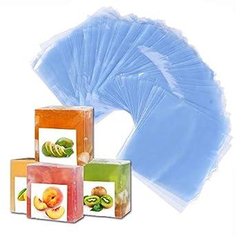 Amazon.com: Shrink Bag 200 pcs Heat Shrink Wrap bolsas 4 ...