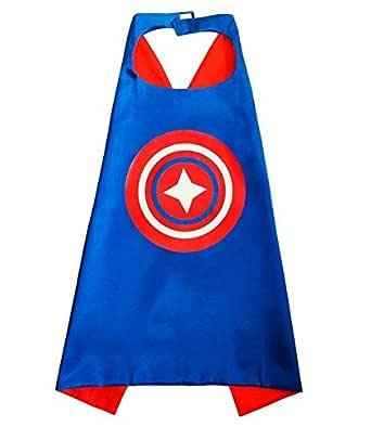 Partylandia Capa Superheroe America - Capas: Amazon.es: Ropa y ...