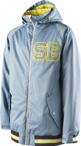 special-blend-unit-ski-snowboard-jacket-steel-reserve-sz-m
