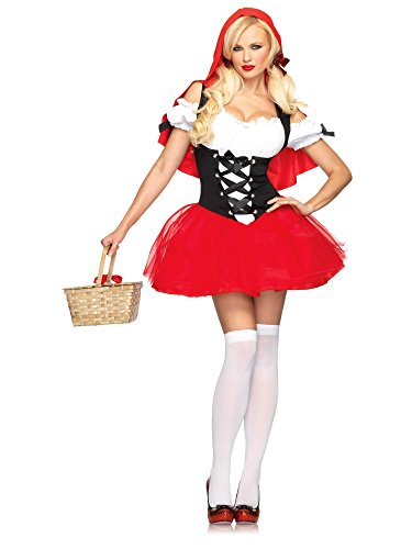 Racy Red Riding Hood Costume (Racy Red Riding Hood Adult Costume - X-Small)