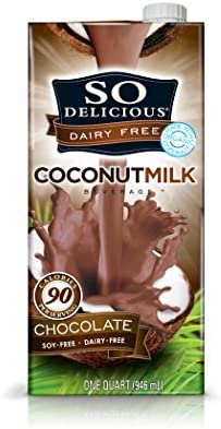 So Delicious proteína + leche de almendra: Amazon.com ...
