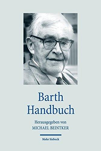 Barth Handbuch  Handbücher Theologie