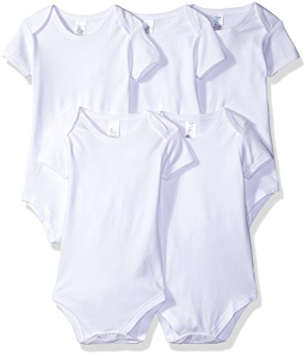 Spasilk Short Sleeve Shoulder Bodysuit