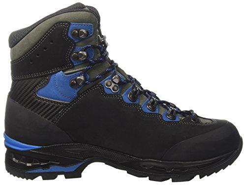 Lowa Herren Camino GTX Men Trekking-& Wanderstiefel Schwarz (Schwarz/blau 9940)