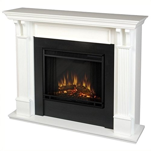 (Ashley Electric Fireplace - 7100e)