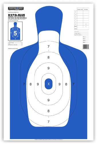 rifle targets human - 5