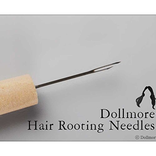 Dollmore] OOAK bjd Doll Supplies Gold Hair Rooting Tool - Ver.Bold (1.14mm)