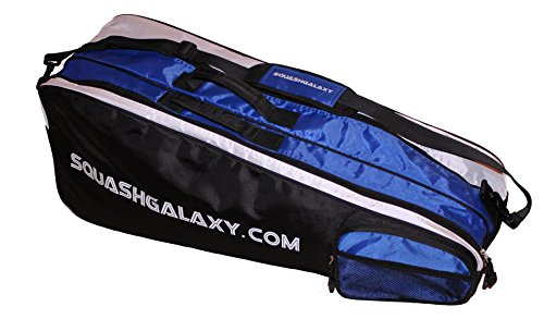 """""""Deluxe"""" 3 Racquet Squash Bag (Great Value) Review"""