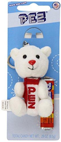 PEZ Candy, Winter Plush, 1.35 Ounce