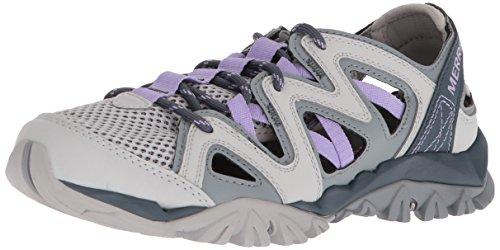 - Merrell Women's Tetrex Crest Wrap Sport Sandal, Vapor, 9.5 Medium US